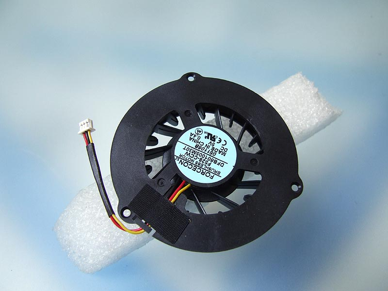 Ventilátor pro Packard Bell EasyNote W3117 W3420 W3450