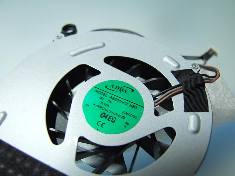 Ventilátor pro Acer eMachines G420 G520 G620 G720